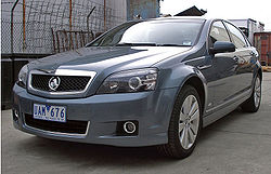 Holden WM Caprice (2006–2010)