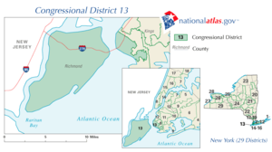 New York District 13 109th US Congress.png