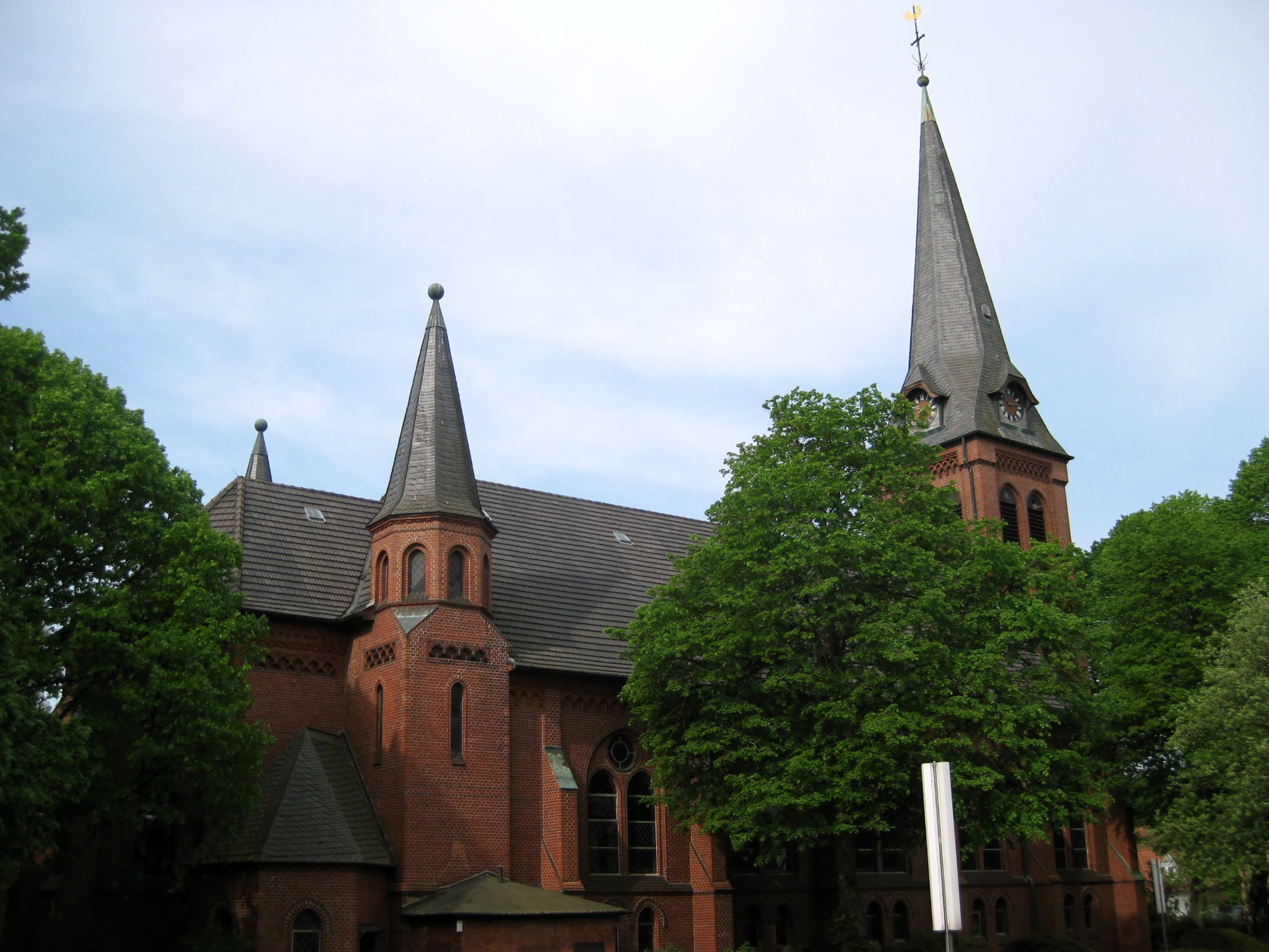 Bielefeld kirche rumänisch orthodoxe Religiöse Feiertage