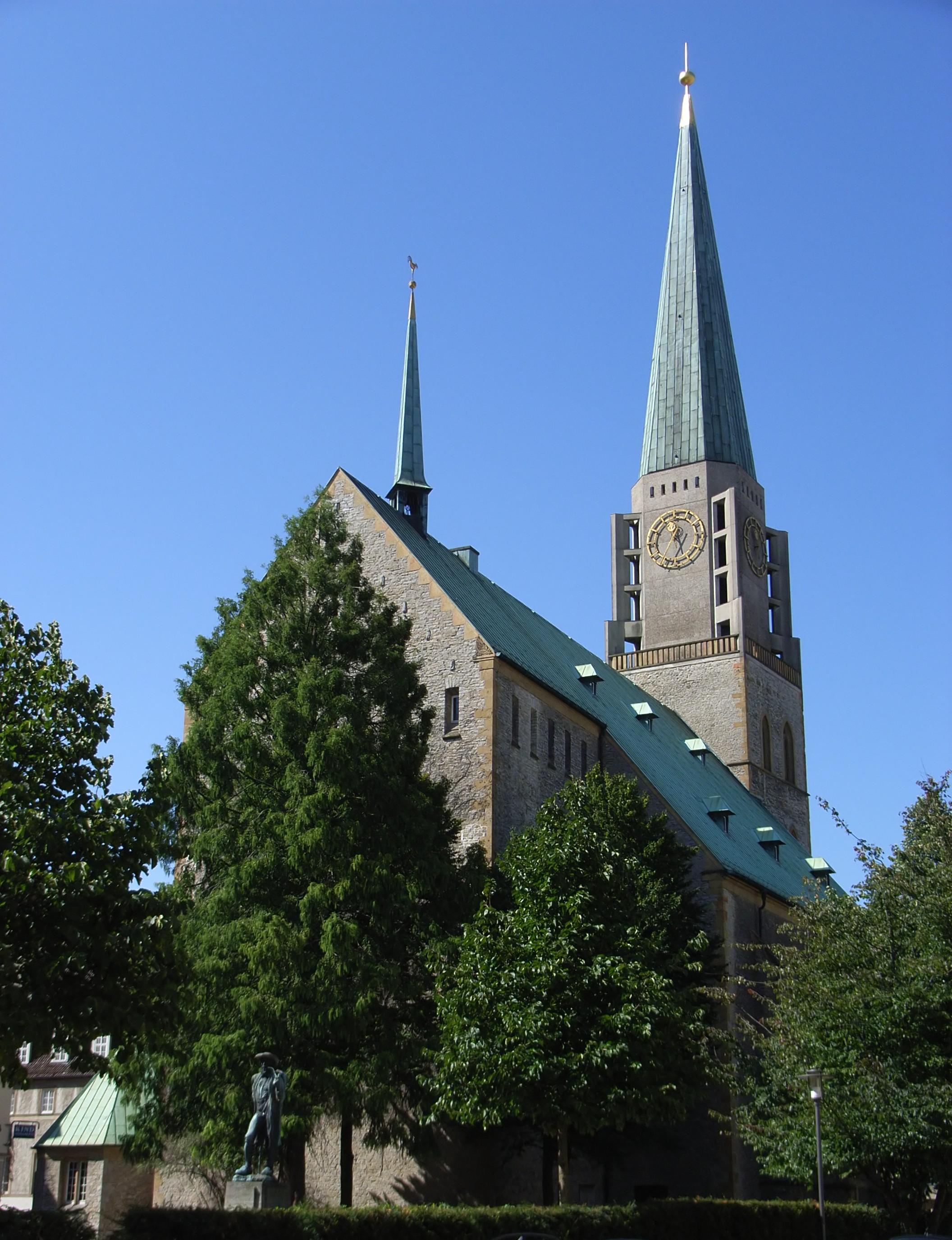 Orthodoxe bielefeld rumänisch kirche Parishes in