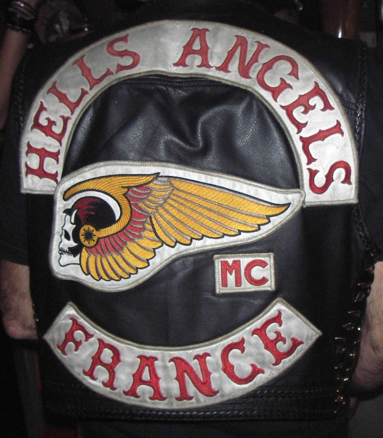 Miko hells angels karlsruhe motorcycle maniac