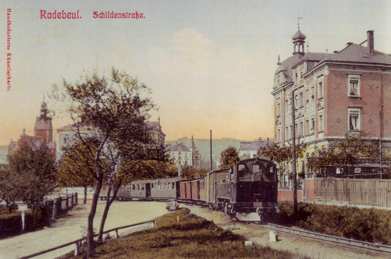 Klotzsche Radeburg