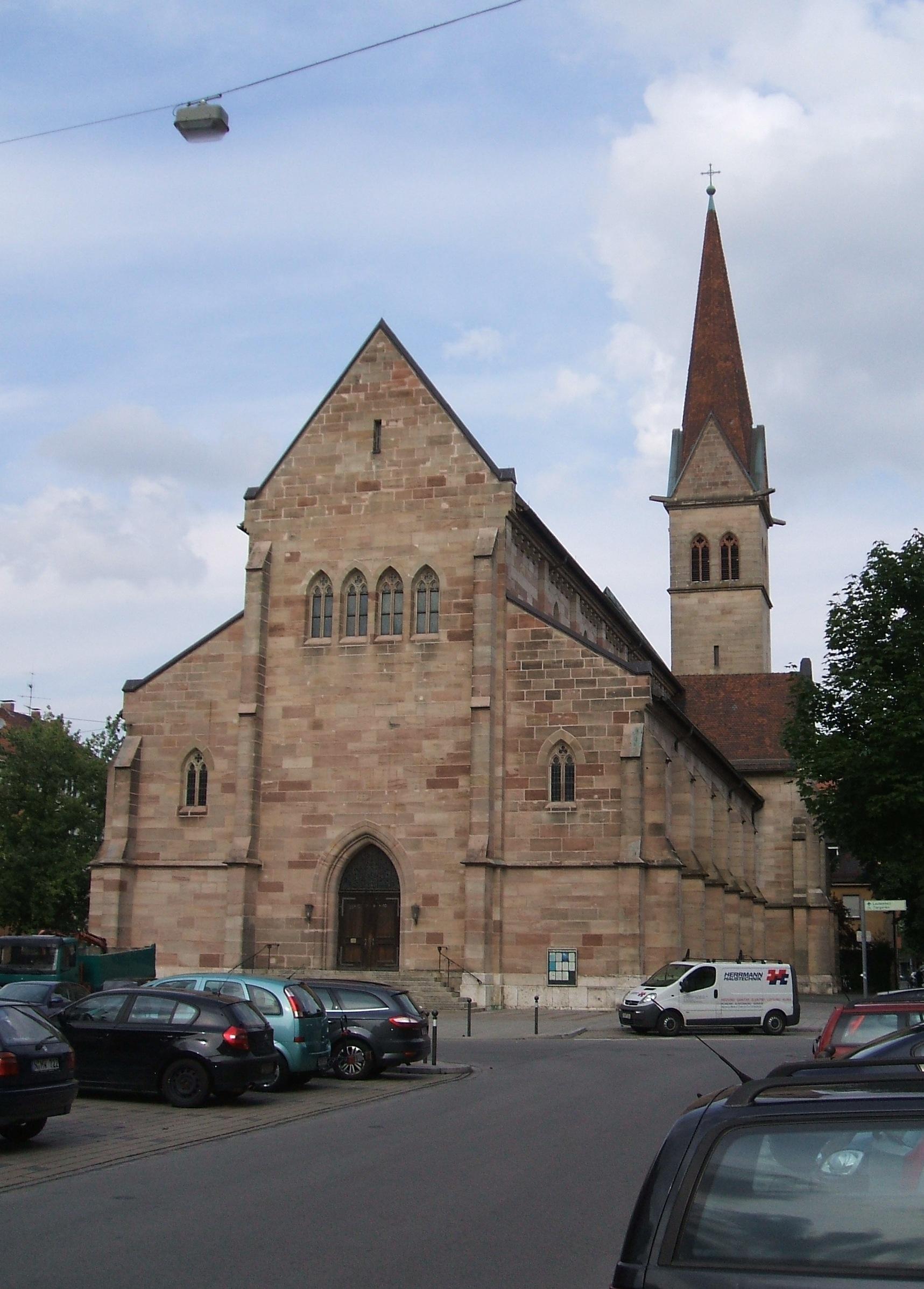 Fürther str orthodoxe kirche nürnberg Epiphaniaskirche in